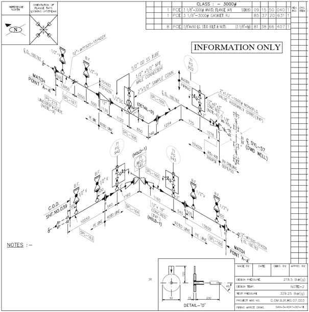 cooling tower piping diagram