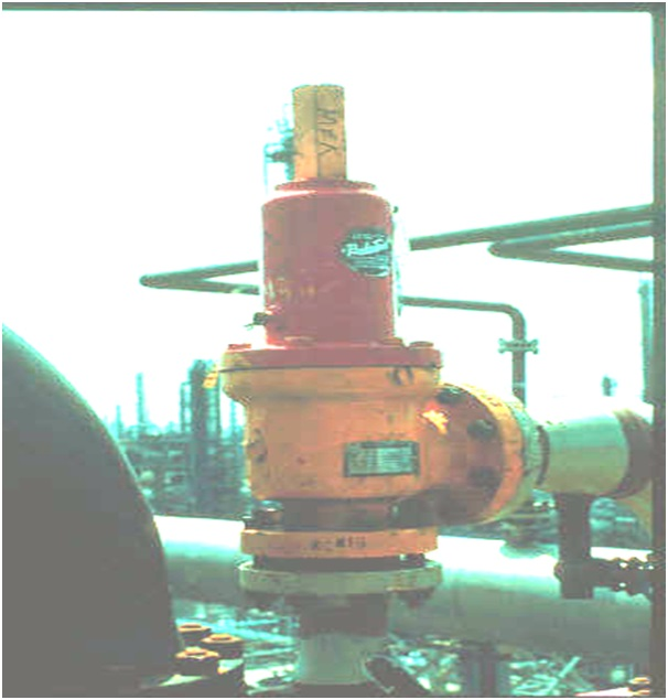 Routing Of Flare And Relief Valve Piping An Article Part