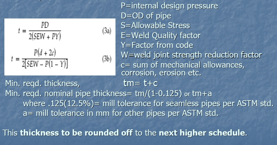 BASICS OF PIPE STRESS ANALYSIS: A PRESENTATION-Part 1 of 2