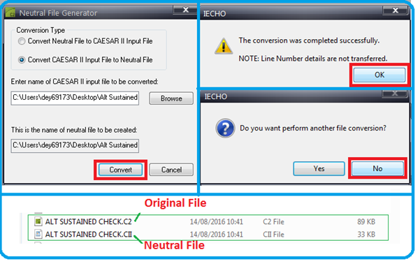 Neutral file in the same path of original file.
