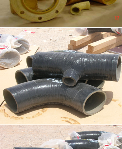 A Write Up On Buried Grp Frp Pipe Laying And Installation