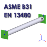 Several ASME B31 & EN 13480 Issues Needed to Know for Pipe Stress Engineer. Part 1