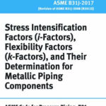How to use ASME B31J-2017 and FEM for SIF and k-factors for Stress Analysis