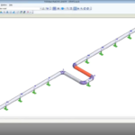 Tutorial: Stress Analysis of Plastic Piping System using PASS/START-PROF Software