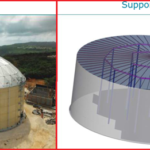 Storage Tank design using software TANK and re-rating with API 620 & API 579