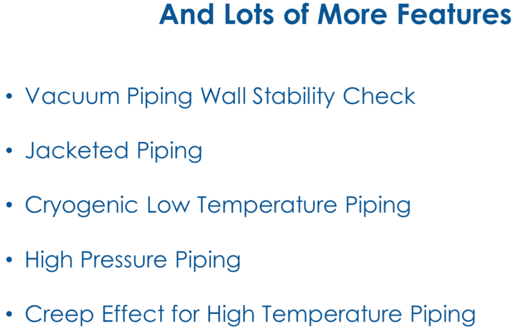 START-PROF Piping Stress Analysis Software History – What is Piping