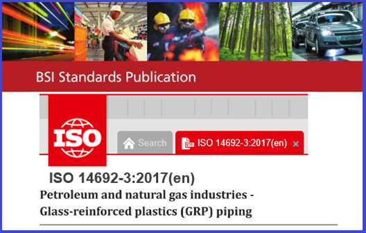 Whats new in Revised ISO 14692: 2017 Edition – What is Piping