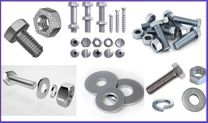 selection of bolt