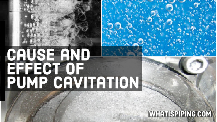 Cause and Effect of Pump Cavitation
