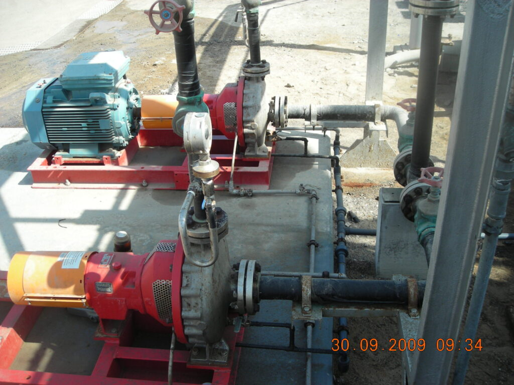 Centrifugal Pump Performance