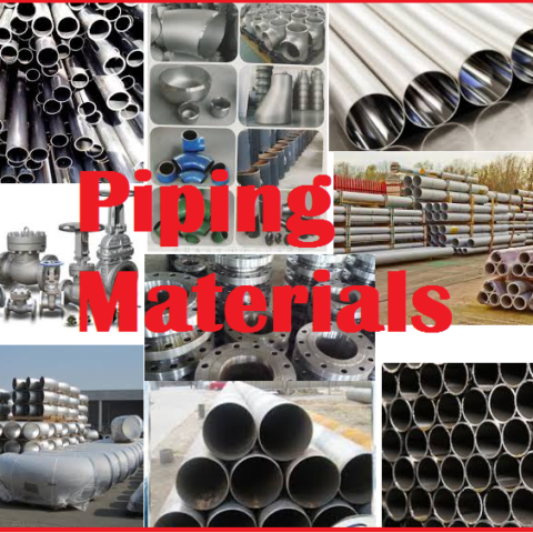 Piping Material and Metallurgy – Basic Guidelines for Selection: Part-1 of 3