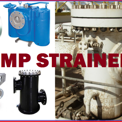 An article on Strainers used in piping Industry [With PDF]