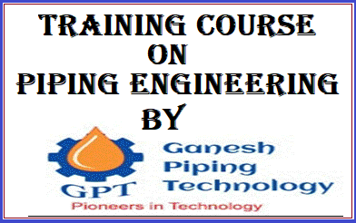 Piping Engineering Course by GPT